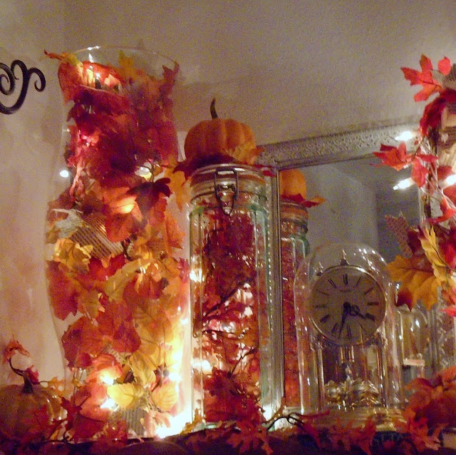 Image result for makethebestofthings autumn lighted hurricane