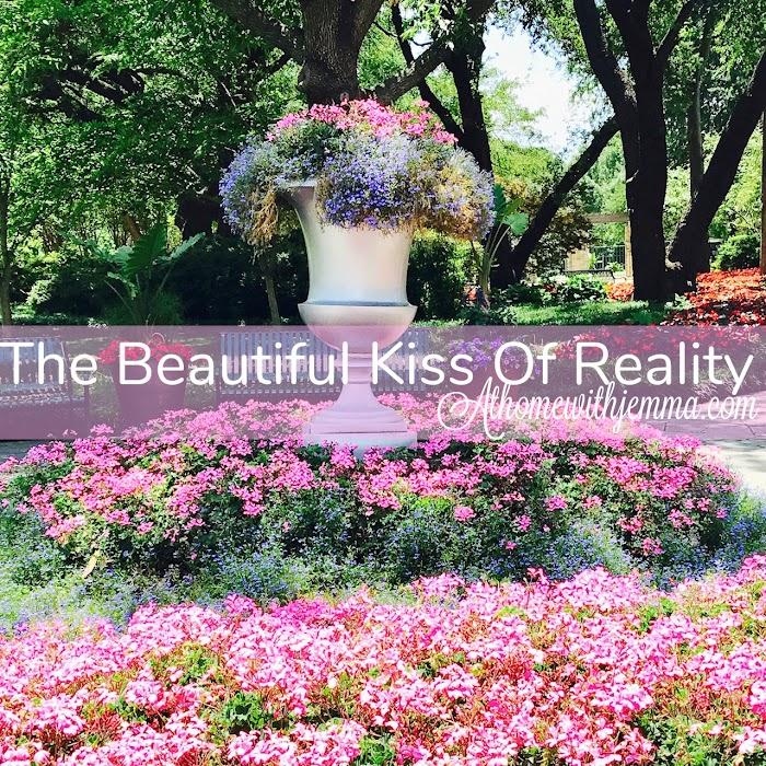 The Beautiful Kiss Of Reality