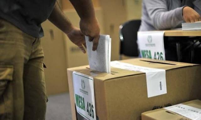 Más de 200 mil de los 6 millones de colombianos que viven en Venezuela votarán hoy para presidenciales
