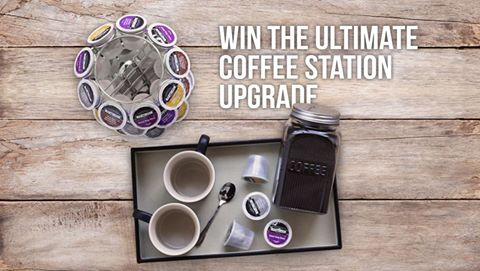 Coffee prize pack