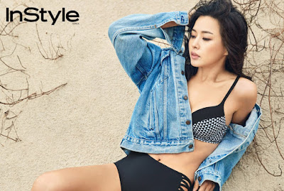 Lee Honey InStyle June 2017