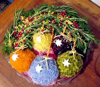 рецепты на новый год, салаты