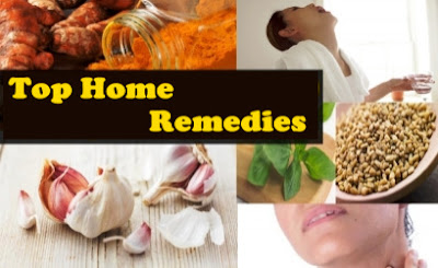 Top 3 Home Remedies