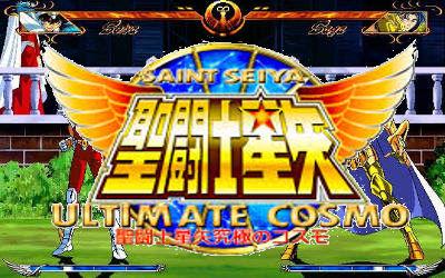 Saint Seiya Ultimate Cosmo - Jeu de Combat en 2D sur PC