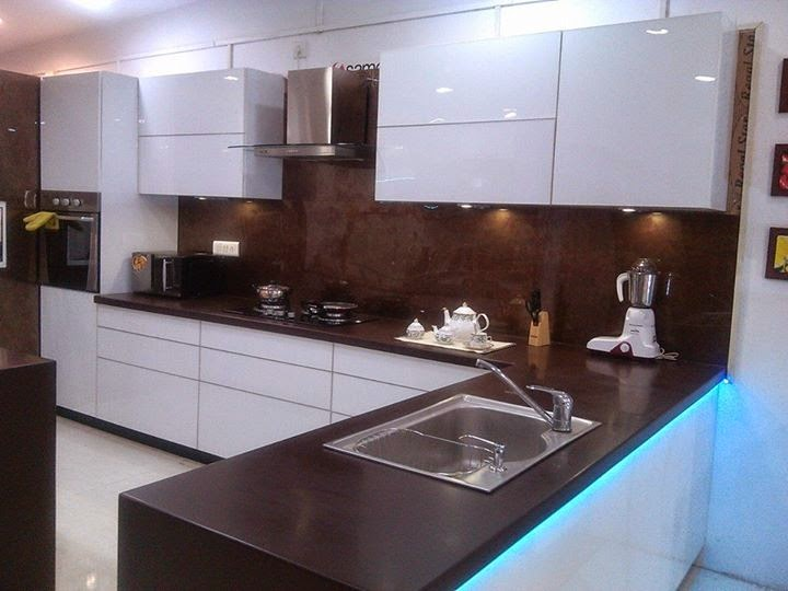 Modern Small Kitchen Design In India Ideas Designer World