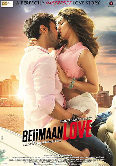 poster Beiimaan Love 2016 Full Movie Download Hindi 720p Free