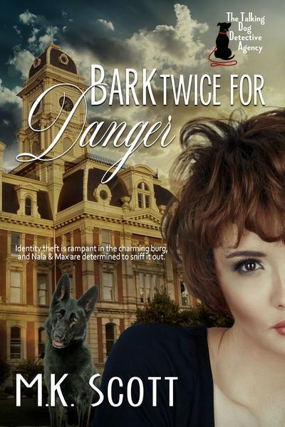Bark Twice for Danger cover