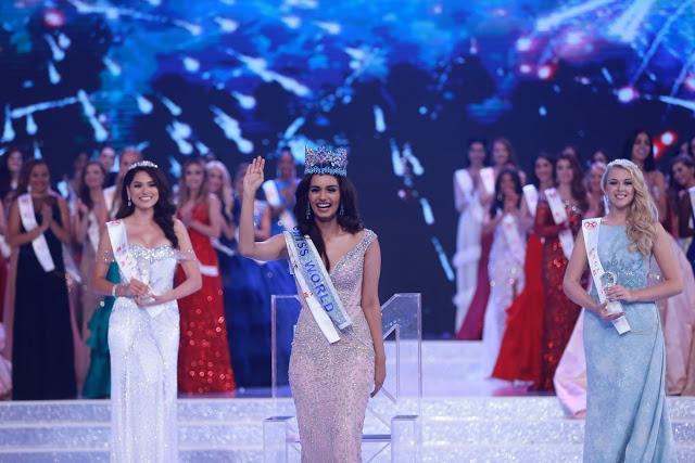 Image result for miss world 2018 ceremony