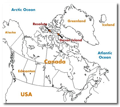 Map Of Resolute Bay Canada canada: Resolute Bay Map Pictures