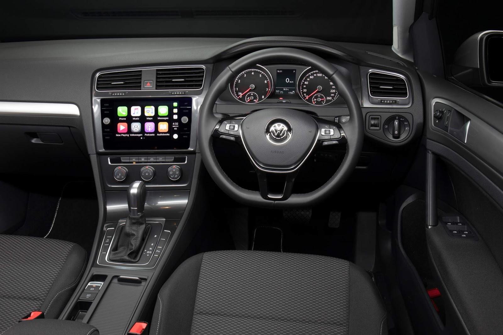 VW Golf 2018: fotos da versão Comfortline na Austrália ...