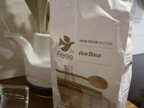 Gluten free sourdough rice flour - Our Handmade Home
