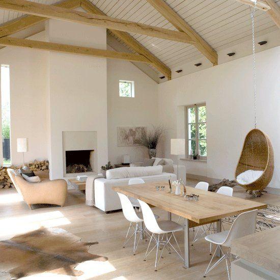 Moois en liefs stoer strak modern landelijk for Mooie huiskamer inrichting