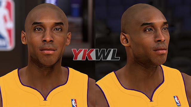 Kobe Bryant CyberFace