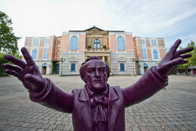 Festival di Wagner a Bayreuth