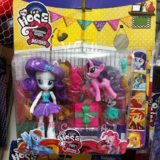 Watch Out for Fake Equestria Girls Minis