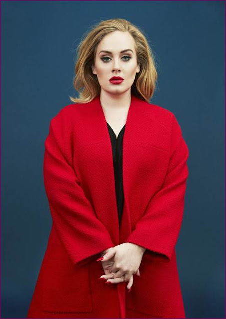 Profil Biodata Adele Lengkap