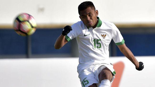 Saddil Ramdani Mencetak Gol Pada Laga Debut Bersama Pahang FA 2019