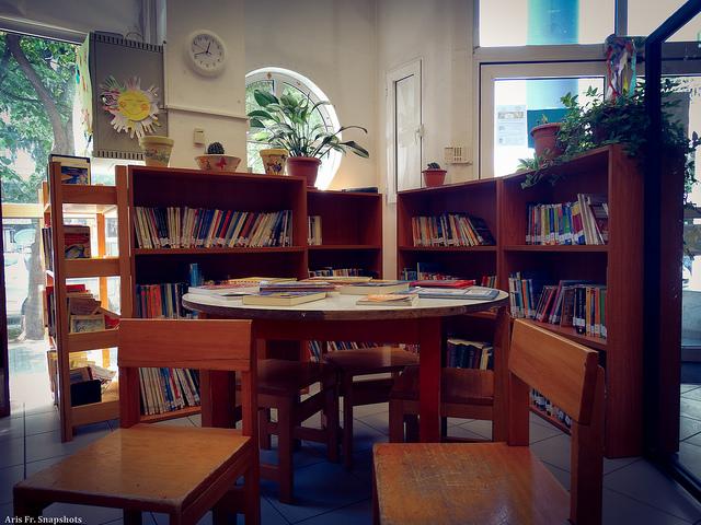 Εργαστήρι κοσμήματος στη Βιβλιοθήκη Άνω Τούμπας