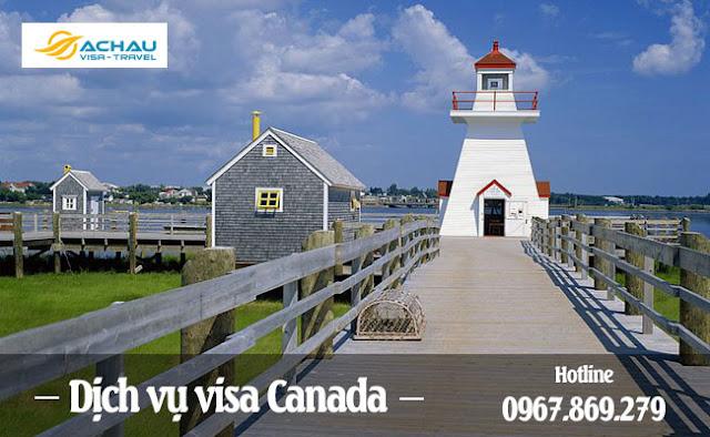Dịch vụ visa Canada ở Đắk Nông
