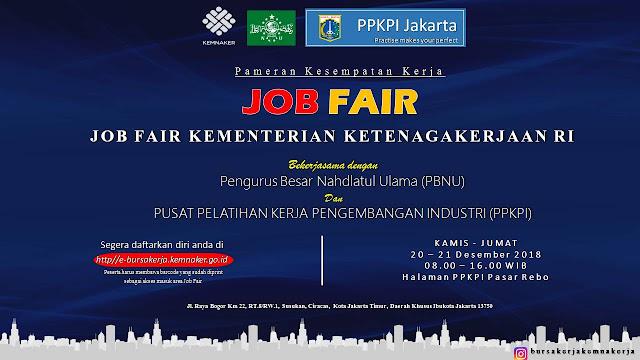 Job Fair Jakarta
