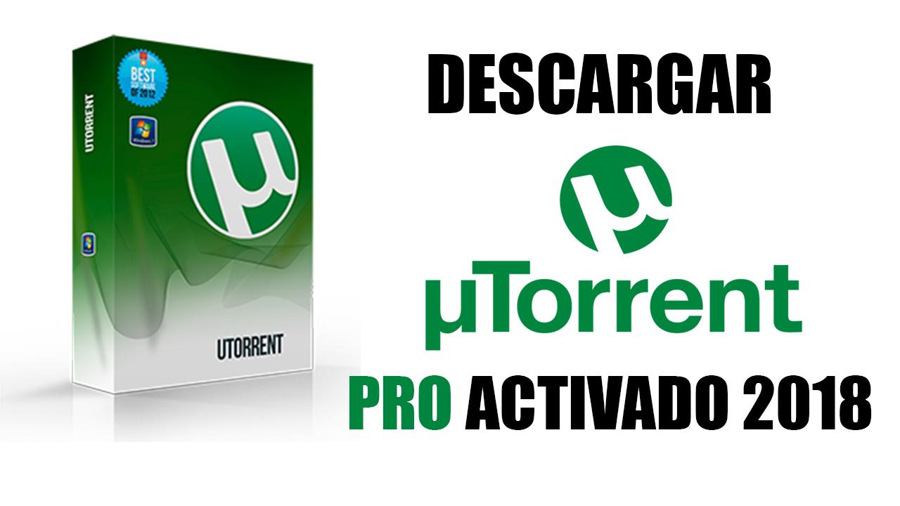 descargar utorrent 2018 sin virus