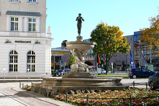 Villersbrunnen in Leipzig