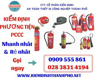 Kiem Dinh Phuong Tien PCCC