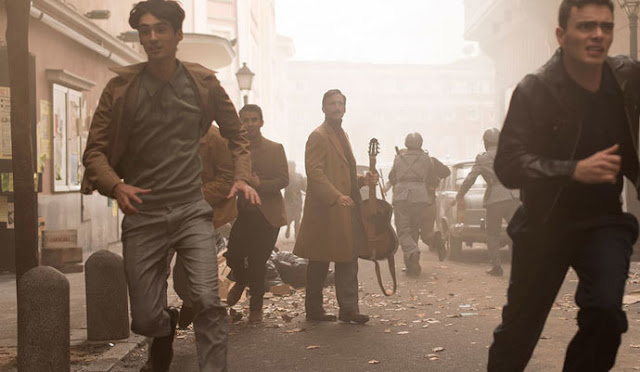 45 Revoluciones, Crítica, Antena 3, Serie, Atresmedia