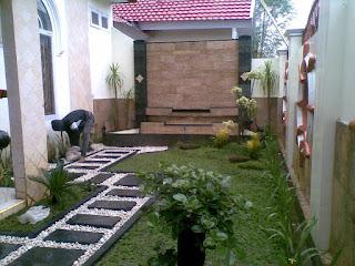 Desain Taman Belakang Rumah 7