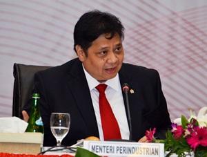 Menteri Perindustrian