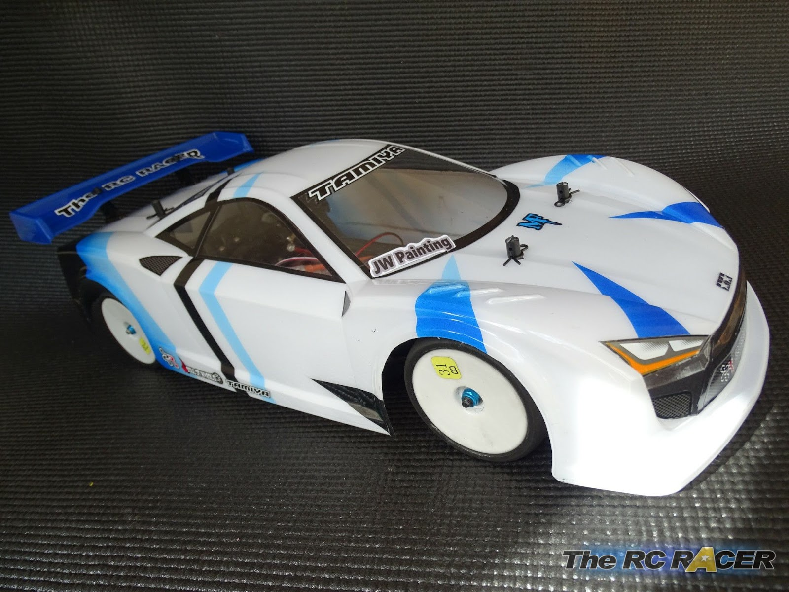 DSC03050%2B%2528Custom%2529 Fascinating Hpi Racing 7038 Porsche 911 Gt1 Cars Trend