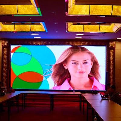 Lắp đặt màn hình led p3 indoor tại quận 7