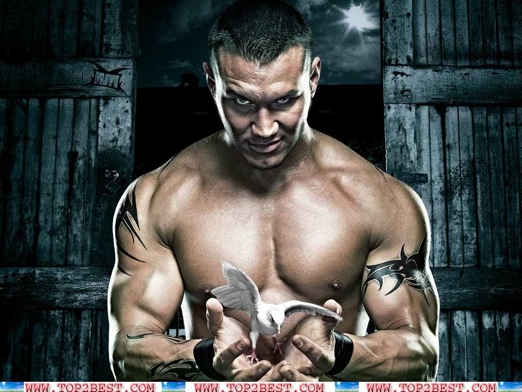 Top Hd Wallpapers Randy Orton Hd Wallpapers