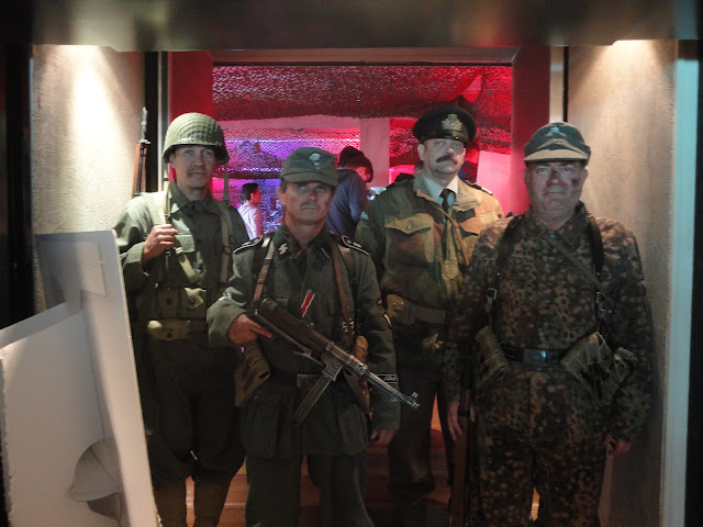 04.11.2017 - Call Of Duty WWII Official Launch Event