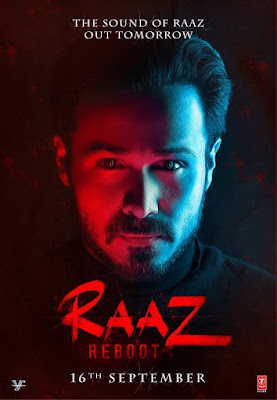 Raaz Reboot 2016 Hindi DVDScr 350mb