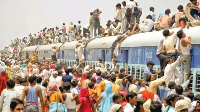 Extreme Population Boom