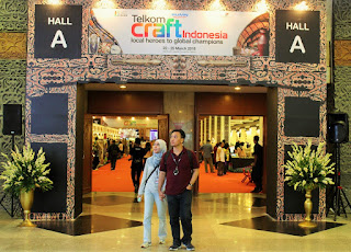 Reportase Event Telkom Craft Indonesia