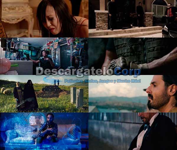 La Venganza de los Vigilantes DVDRip Español Latino