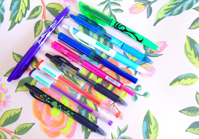 Stationery Week: Piolet Pens