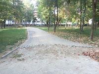 Aleea Demo din Parcul Cancicov!