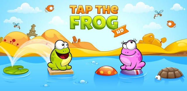 Tap the Frog HD apk
