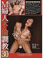 NHD-085 M婦人不倫調教30 - J