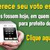Você já pode votar na enquete para prefeito no site Acrelândia News
