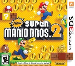 Download 3DS CIAs: New Super Mario Bros  2: Gold Edition