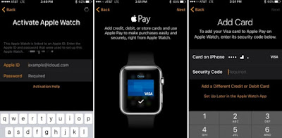 watch%2Bpay Top WatchOS 2 Features List Overview Apps