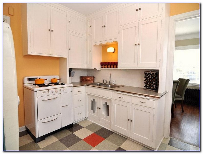 Small Kitchen Remodel With White Cabinets Home Interior