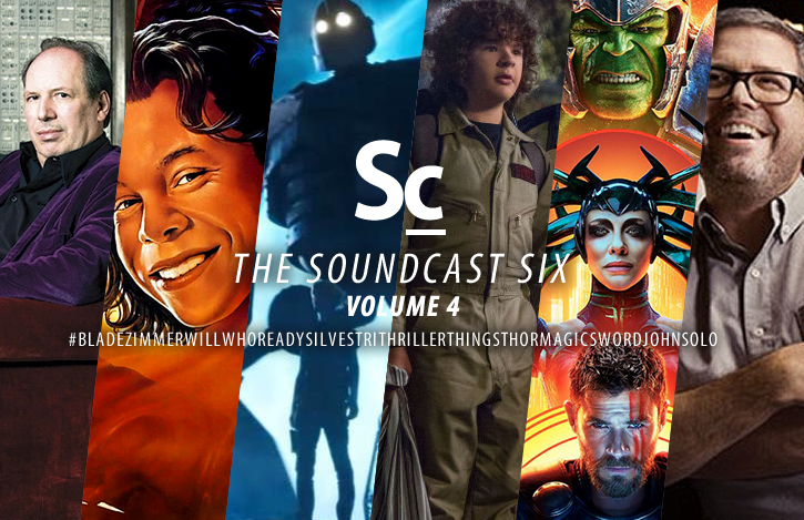 Soundcast Six Volume 4 (Ep. 95)