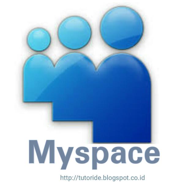 Cara Mendaftar akun Myspace