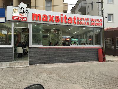 Maxsitat Hatay Usülü Soslu Tavuk Döner Kötekli Menteşe Muğla