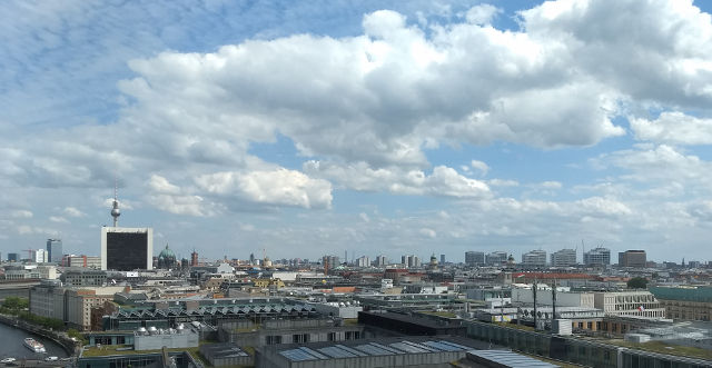 Skyline de Berlín